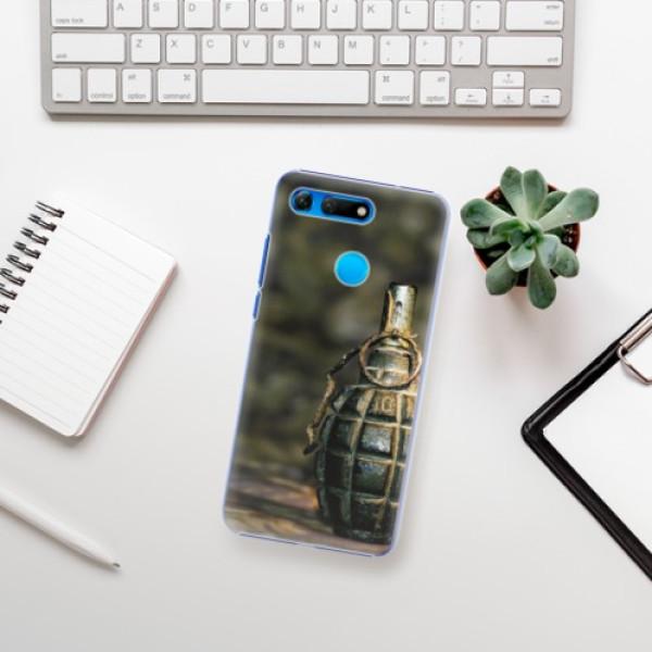 Plastové pouzdro iSaprio - Grenade - Huawei Honor View 20