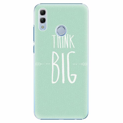 Plastový kryt iSaprio - Think Big - Huawei Honor 10 Lite