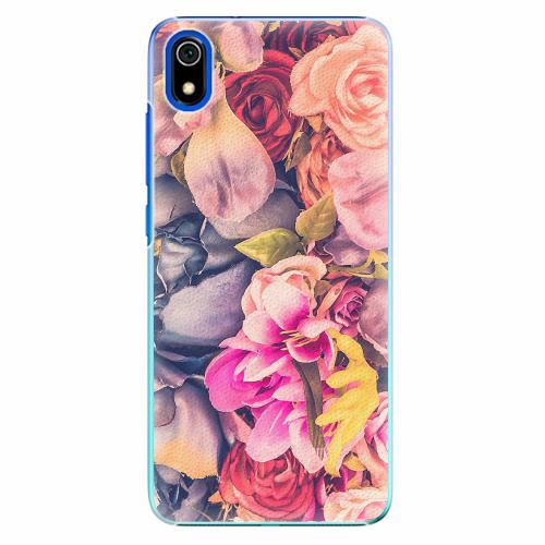 Plastový kryt iSaprio - Beauty Flowers - Xiaomi Redmi 7A