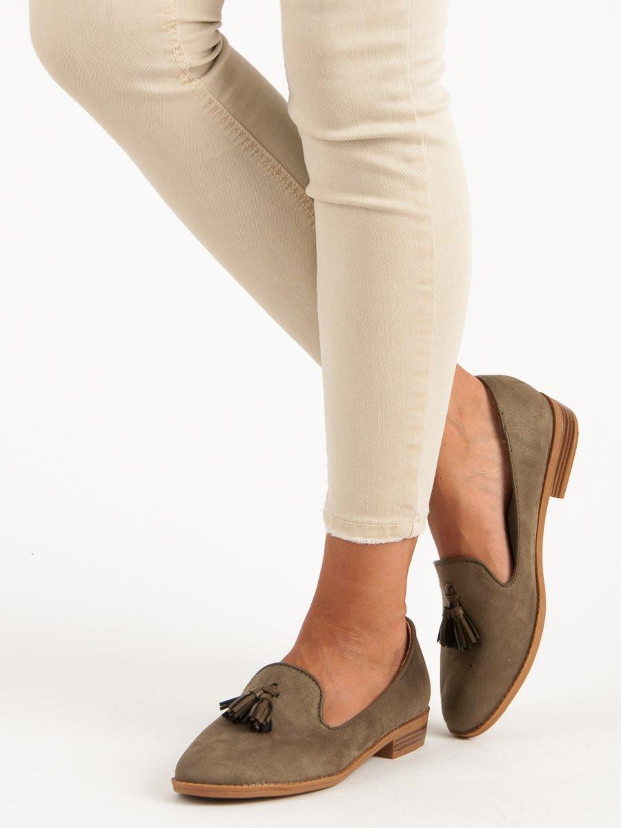 Dámské boty Lordsy 6883GR - SDS - Khaki/38
