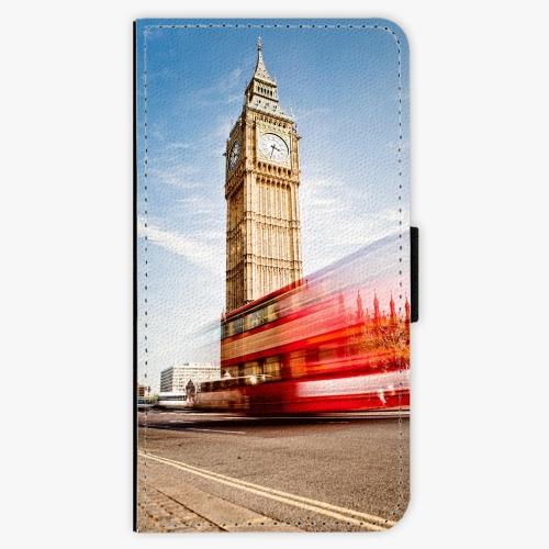 Flipové pouzdro iSaprio - London 01 - Lenovo Moto G4 / G4 Plus