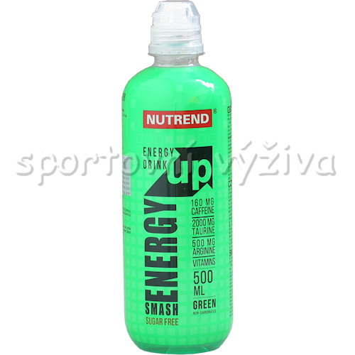 Smash Energy Up 500ml-green