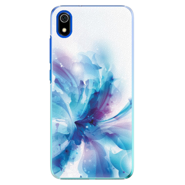 Plastové pouzdro iSaprio - Abstract Flower - Xiaomi Redmi 7A