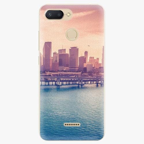 Plastový kryt iSaprio - Morning in a City - Xiaomi Redmi 6