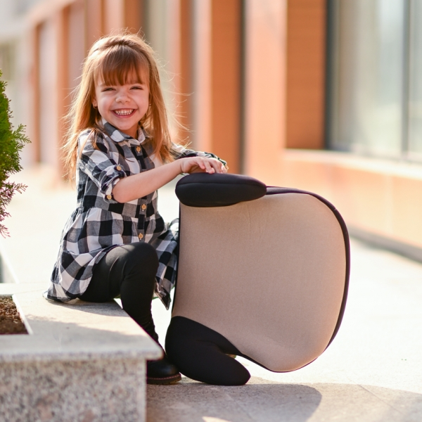 Autosedačka Lorelli TEDDY 15-36 kg GREY MARBLE