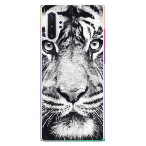 Plastové pouzdro iSaprio - Tiger Face - Samsung Galaxy Note 10+