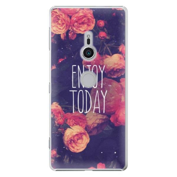 Plastové pouzdro iSaprio - Enjoy Today - Sony Xperia XZ2