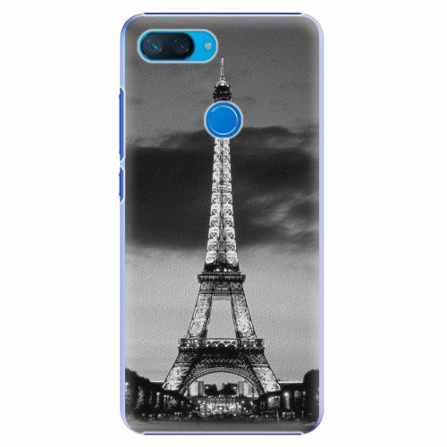 Plastový kryt iSaprio - Midnight in Paris - Xiaomi Mi 8 Lite