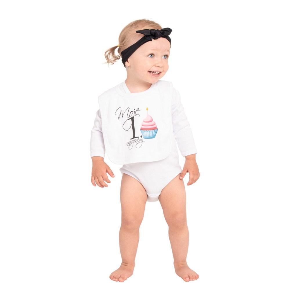 Kojenecký bavlněný bryndák New Baby