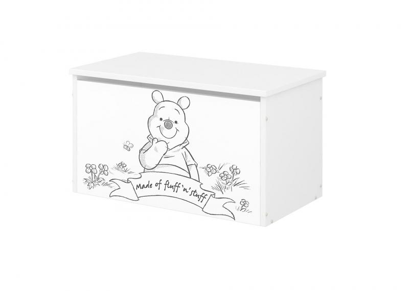 babyboo-box-na-hracky-s-motivem-medvidek-pu-black