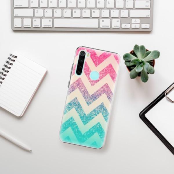 Plastové pouzdro iSaprio - Zig-Zag - Xiaomi Redmi Note 8