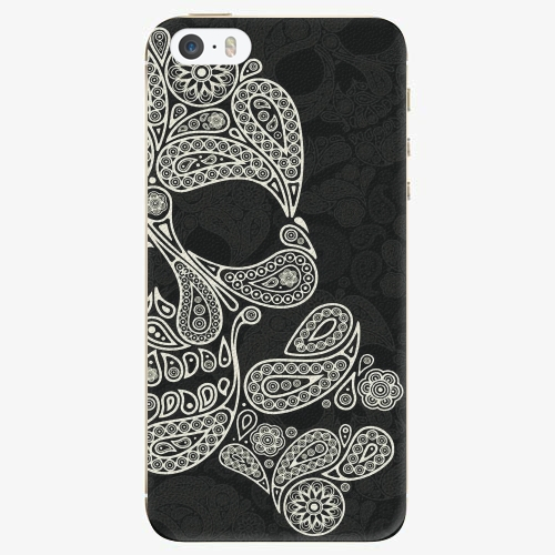 Plastový kryt iSaprio - Mayan Skull - iPhone 5/5S/SE