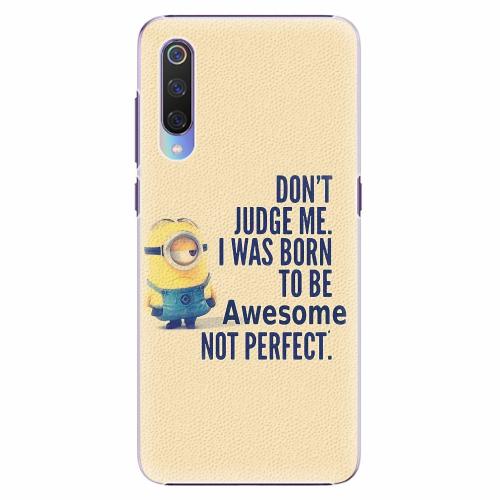 Plastový kryt iSaprio - Be Awesome - Xiaomi Mi 9