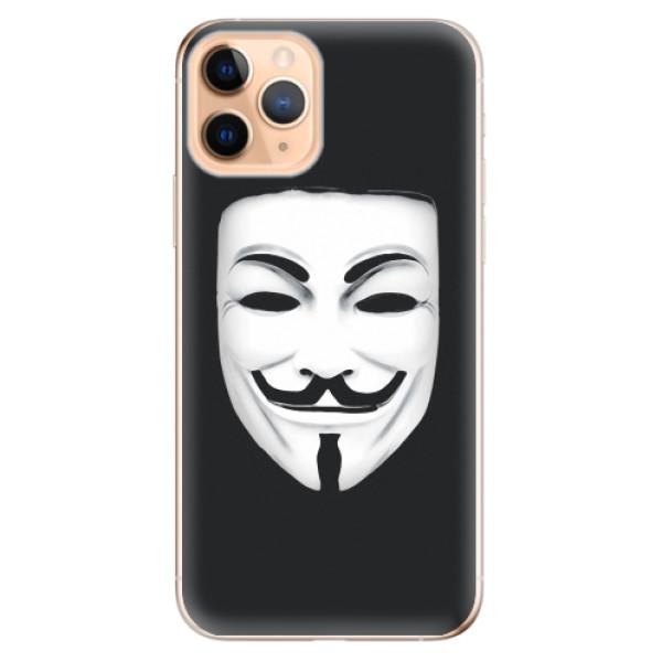 Odolné silikonové pouzdro iSaprio - Vendeta - iPhone 11 Pro