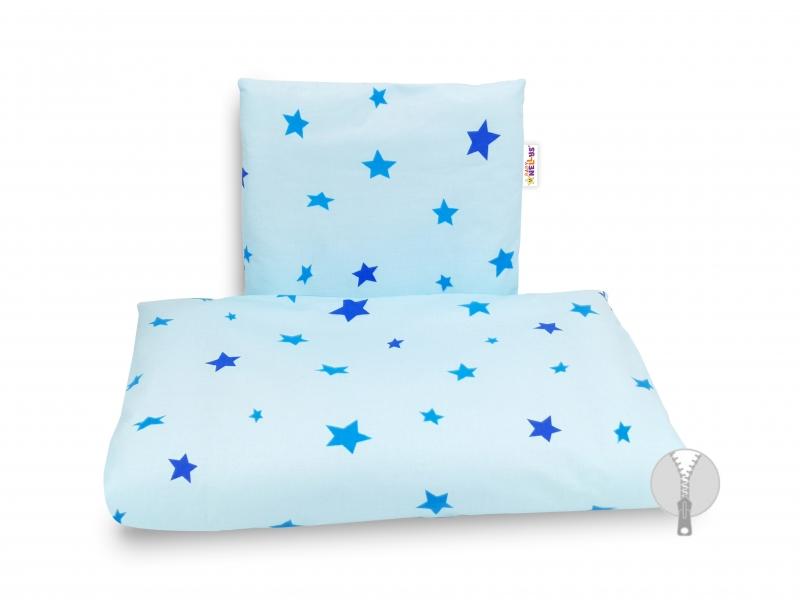 4-dilna-sada-do-kocarku-baby-nellys-hvezdicky-modre