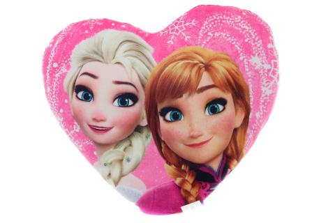 Polštářek Frozen 33 x 31 cm
