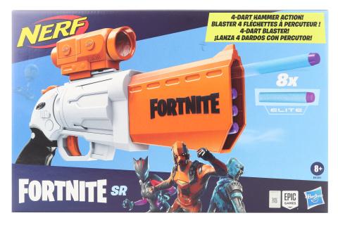 Nerf Fortnite SR TV 1.1. - 30.6.2021