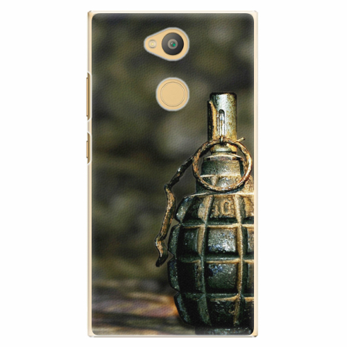 Plastový kryt iSaprio - Grenade - Sony Xperia L2