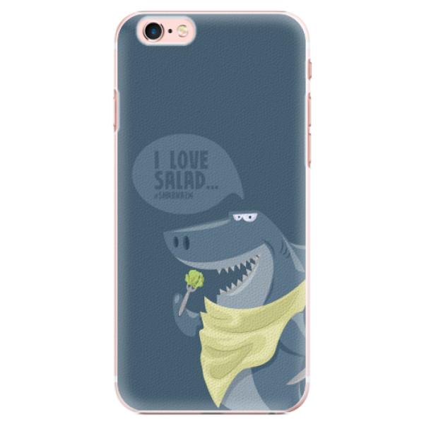 Plastové pouzdro iSaprio - Love Salad - iPhone 6 Plus/6S Plus