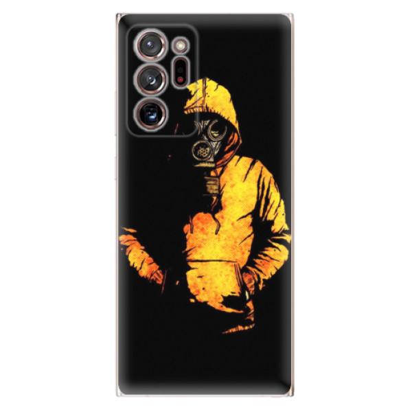 Odolné silikonové pouzdro iSaprio - Chemical - Samsung Galaxy Note 20 Ultra