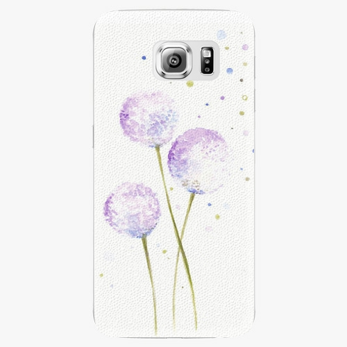 Plastový kryt iSaprio - Dandelion - Samsung Galaxy S6 Edge