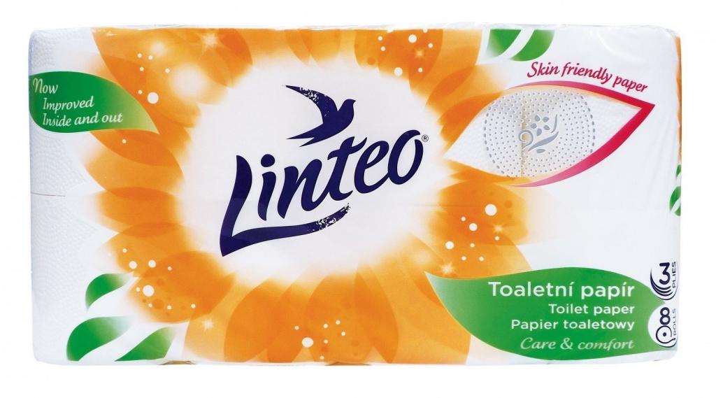 Toaletní papír - 3vrstvý 8 ks