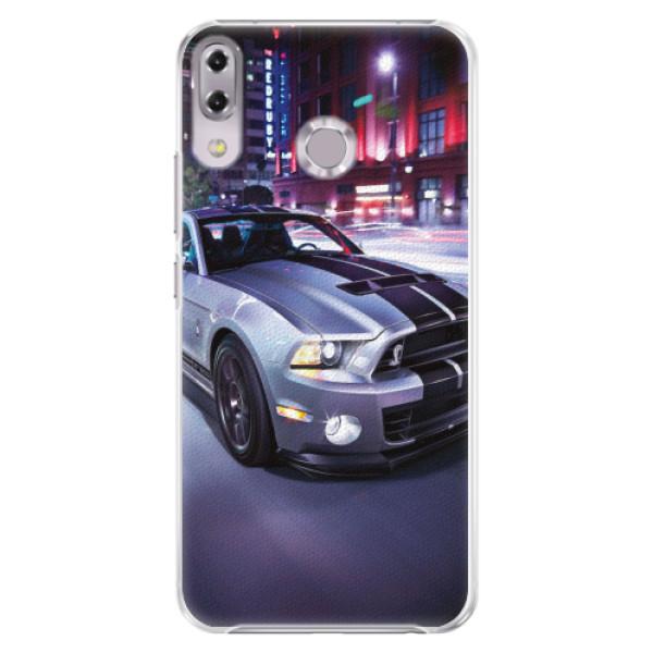 Plastové pouzdro iSaprio - Mustang - Asus ZenFone 5Z ZS620KL