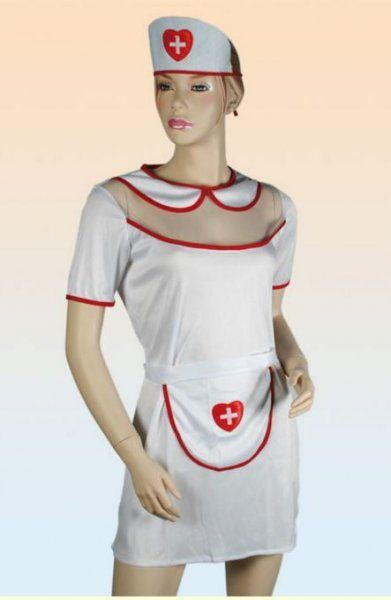 Sexy kostým - zdravotní sestřička