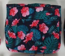 Závěsná kosmetická taška - Ibišek