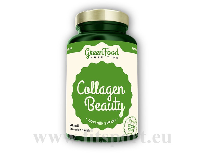 Collagen Beauty 60 vegan kapslí