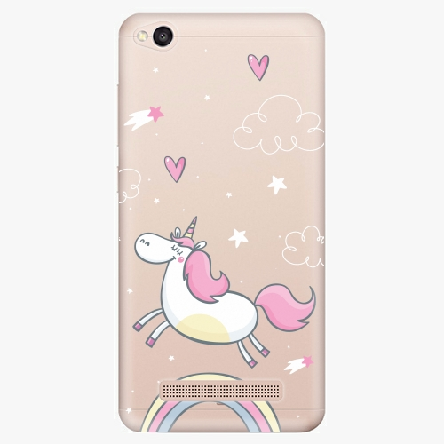 Plastový kryt iSaprio - Unicorn 01 - Xiaomi Redmi 4A