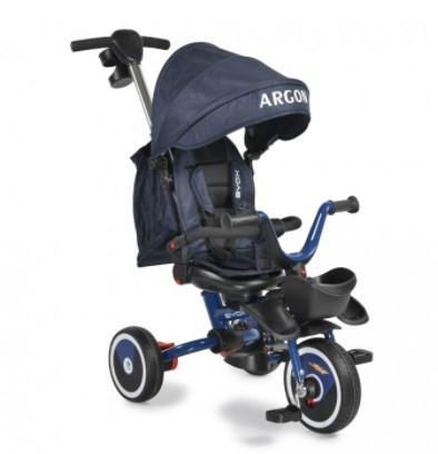 Byox Dětská Tříkolka Argon - modrá