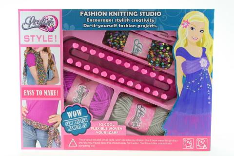 Sada pletení