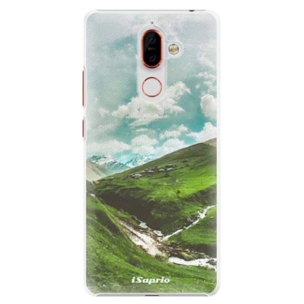 Plastové pouzdro iSaprio - Green Valley - Nokia 7 Plus