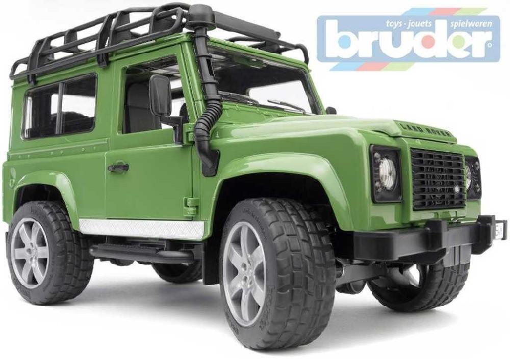 BRUDER 02590 (2590) Auto Land Rover