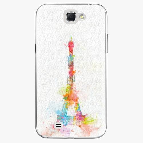 Plastový kryt iSaprio - Eiffel Tower - Samsung Galaxy Note 2