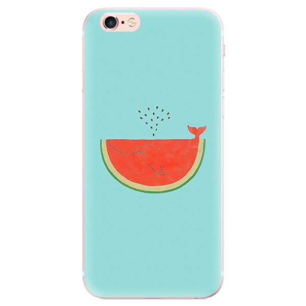 Odolné silikonové pouzdro iSaprio - Melon - iPhone 6 Plus/6S Plus