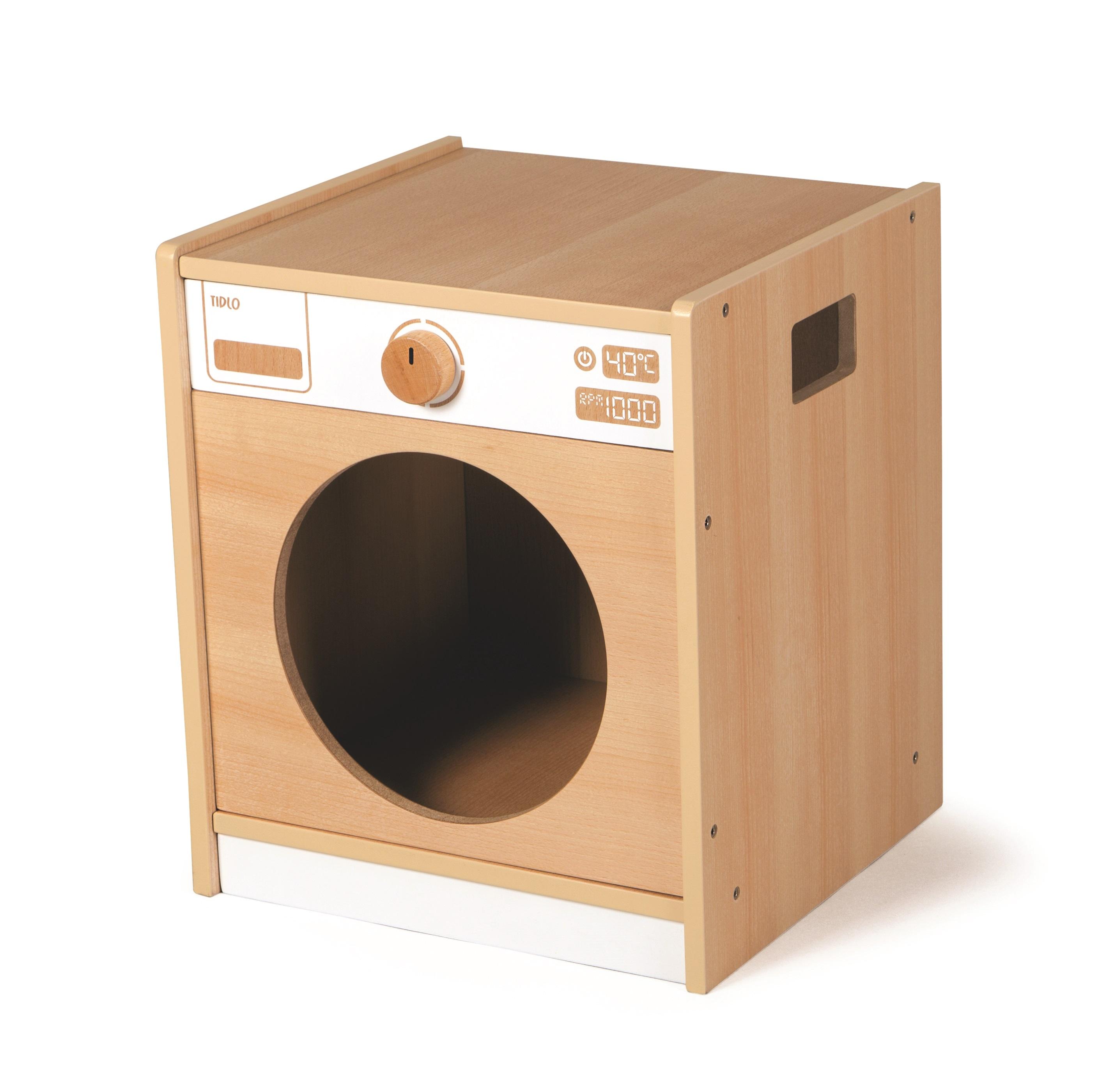 Tidlo Dřevěná pračka Toddler