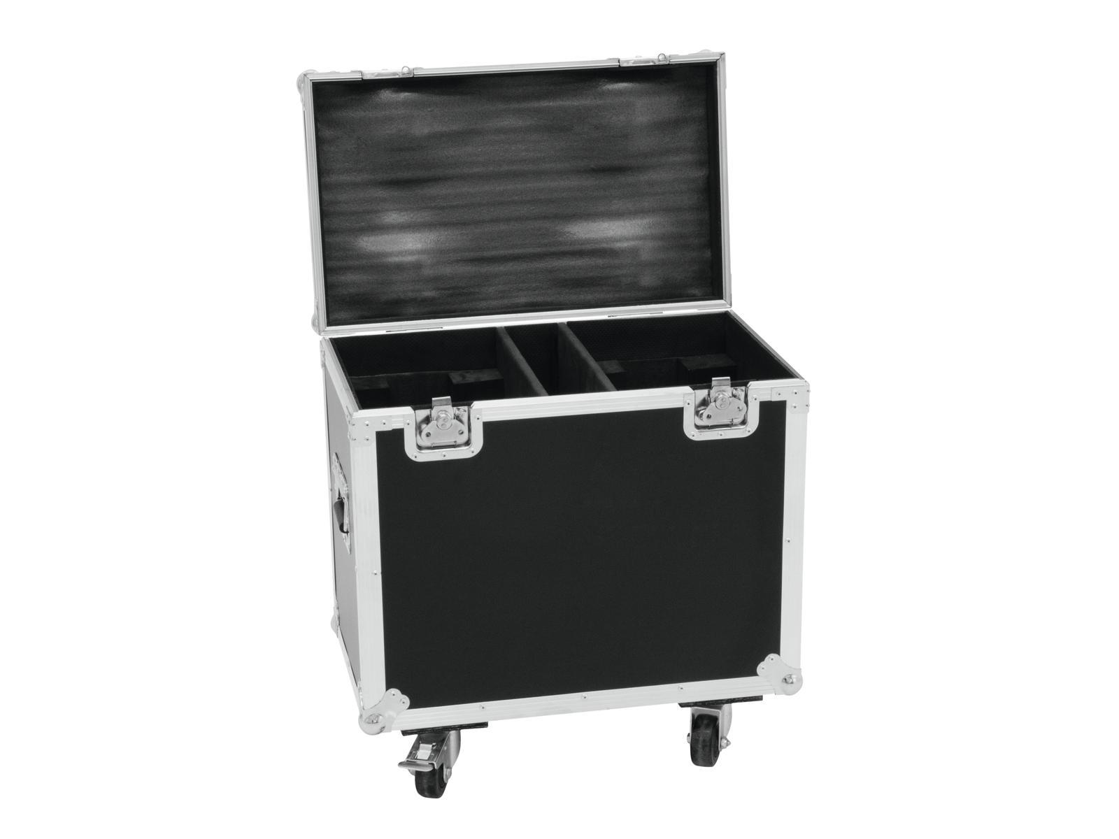 Transportní case pro 2x Eurolite TMH-X12
