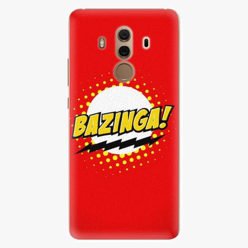 Plastový kryt iSaprio - Bazinga 01 - Huawei Mate 10 Pro