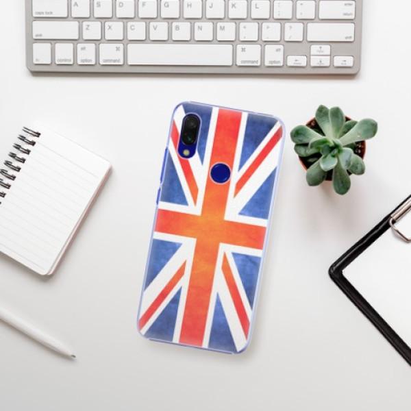 Plastové pouzdro iSaprio - UK Flag - Xiaomi Redmi 7