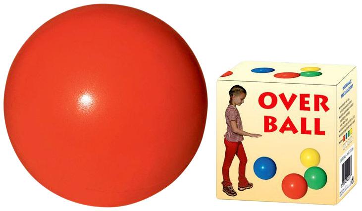 Overball 26 cm (míč na cvičení a rehabilitaci)