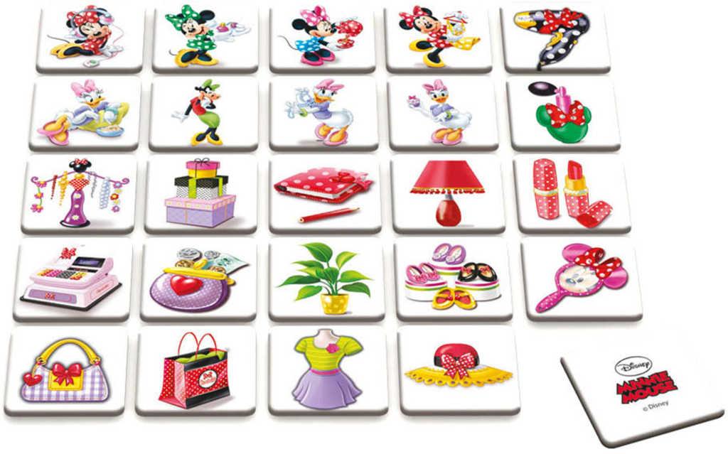 DINO Hra pexeso Disney Minnie Mouse 48 kartiček *SPOLEČENSKÉ HRY*