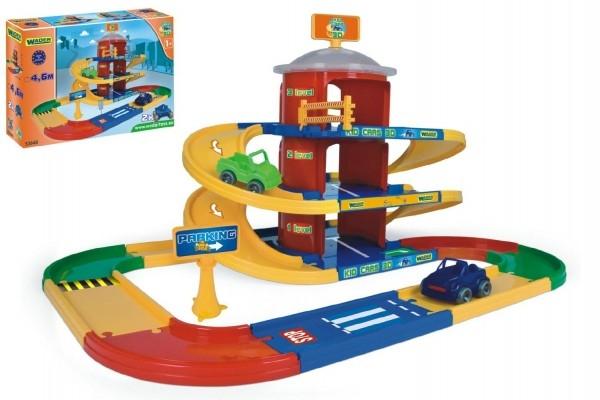 garaz-kid-cars-3d-parkoviste-2-patra-plast-4-6m-v-krabici-59x40x15cm-wader