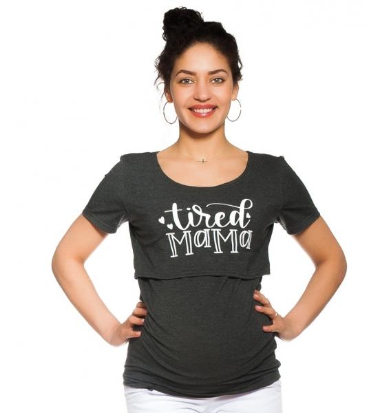 be-maamaa-tehotenske-kojici-triko-tired-mama-grafitove-xs-32-34