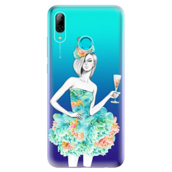 Odolné silikonové pouzdro iSaprio - Queen of Parties - Huawei P Smart 2019