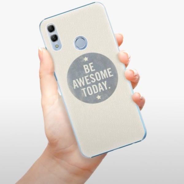 Plastové pouzdro iSaprio - Awesome 02 - Huawei Honor 10 Lite