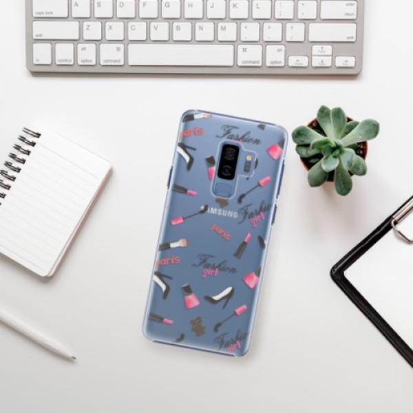 Plastové pouzdro iSaprio - Fashion pattern 01 - Samsung Galaxy S9 Plus