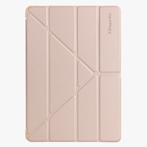 Pouzdro iSaprio Smart Cover - Gold - iPad 2 / 3 / 4