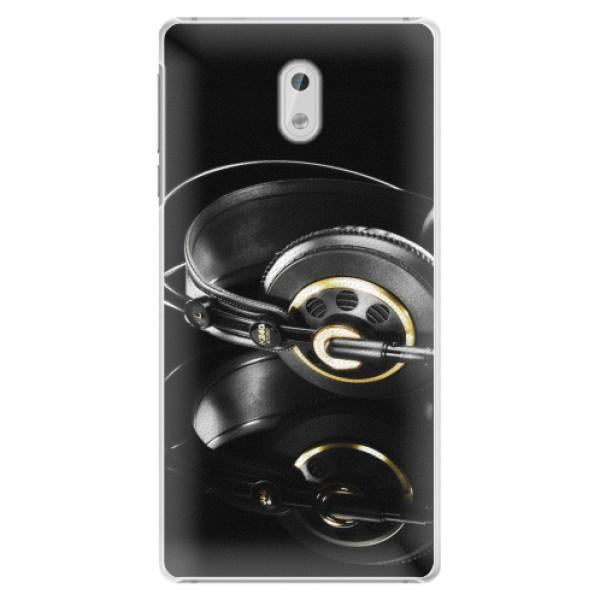 Plastové pouzdro iSaprio - Headphones 02 - Nokia 3